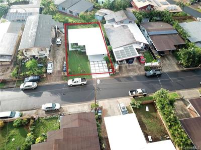 Waialua Single Family Home For Sale: 67-177 Kuoha Street