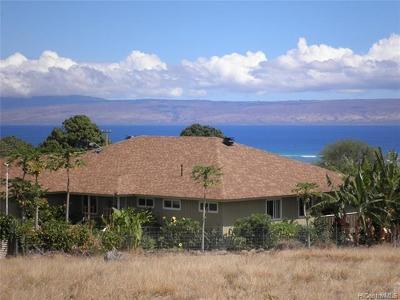 Maui County Single Family Home For Sale: 205 Aahi Place