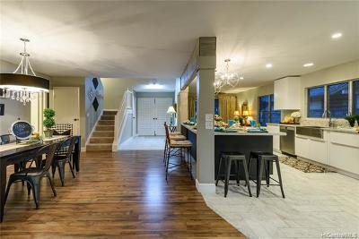 Mililani Single Family Home For Sale: 95-423 Awiki Street