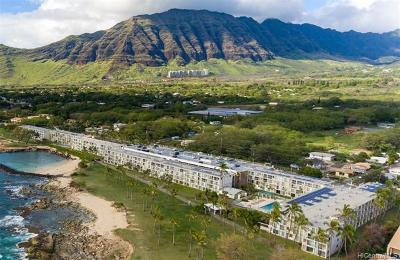 Waianae Condo/Townhouse For Sale: 85-175 Farrington Highway #B57