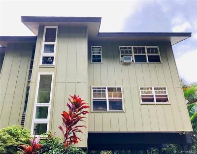 Kailua Rental For Rent: 1221 Maunawili Road #C
