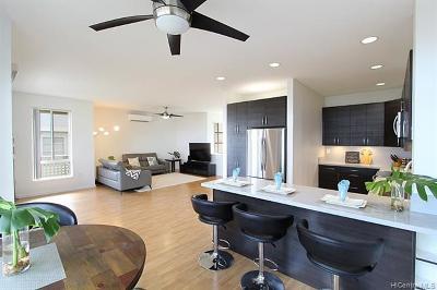 Honolulu HI Condo/Townhouse For Sale: $825,000