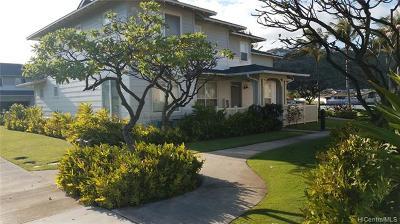 Condo/Townhouse For Sale: 580 Lunalilo Home Road #VB-3401