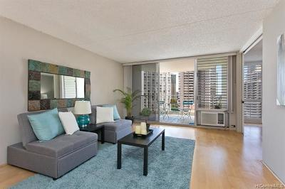 Honolulu HI Condo/Townhouse For Sale: $685,000