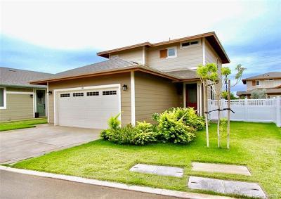 Kapolei Single Family Home For Sale: 460 Kamaaha Avenue #48