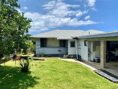 Kaneohe Single Family Home For Sale: 44-729 Puamohala Street