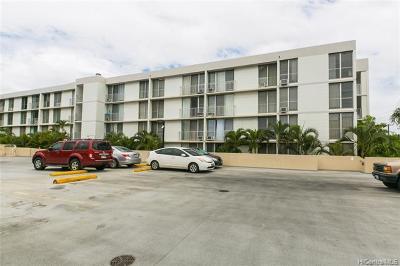 Honolulu Condo/Townhouse For Sale: 2845 Waialae Avenue #313