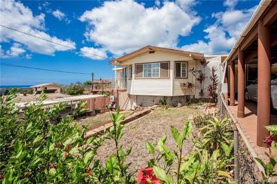 Kapolei Single Family Home In Escrow Showing: 92-574 Ualehei Street
