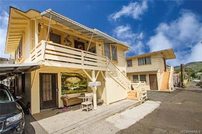 Honolulu Multi Family Home For Sale: 1914 Fern Street #A