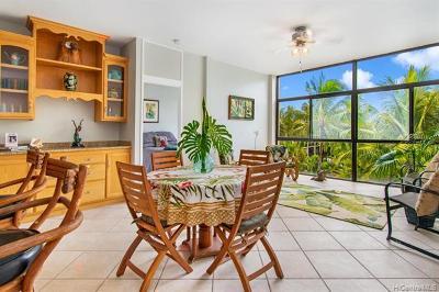 Kailua Condo/Townhouse In Escrow Showing: 1020 Aoloa Place #410A