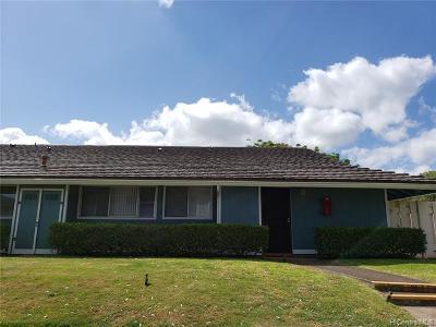 Waipahu Condo/Townhouse For Sale: 94-1100 Paawalu Street #T4