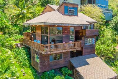 Single Family Home In Escrow Showing: 811 Ekoa Place