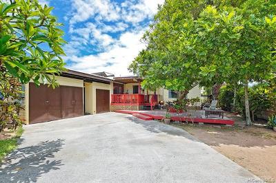 Kailua Single Family Home For Sale: 509 Halela Street
