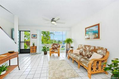 Kailua Condo/Townhouse In Escrow Showing: 923 Puwa Place #103