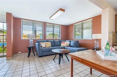 Single Family Home For Sale: 341 Kihapai Street #D