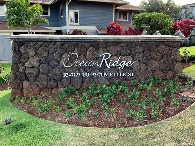 Kapolei Condo/Townhouse For Sale: 92-7147 Elele Street #1202