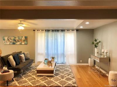 Ewa Beach Single Family Home For Sale: 91-1045 Pohahawai Street