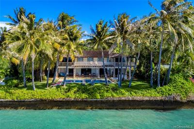 Honolulu Single Family Home For Sale: 447 Portlock Road