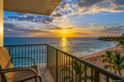 Honolulu County Condo/Townhouse For Sale: 84-1021 Lahilahi Street #608