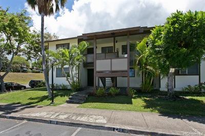 Honolulu Condo/Townhouse For Sale: 1203 Ala Alii Street #85