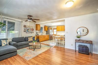 Kaneohe Single Family Home For Sale: 45-118 Waikalua Road