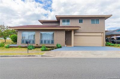 Honolulu Single Family Home For Sale: 1310 Ala Alii Street