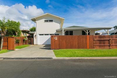 Kailua Single Family Home For Sale: 1220 Manulani Street