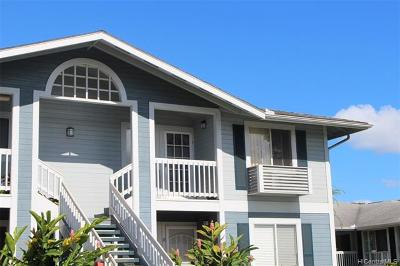 Waipahu Condo/Townhouse For Sale: 94-820 Lumiauau Street #H204