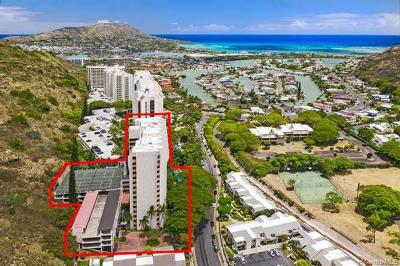 Honolulu County Condo/Townhouse For Sale: 555 Hahaione Street #1D