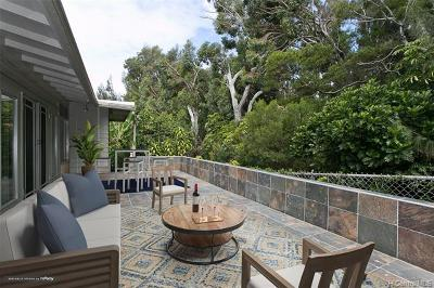 Honolulu Single Family Home For Sale: 2065 Alewa Drive