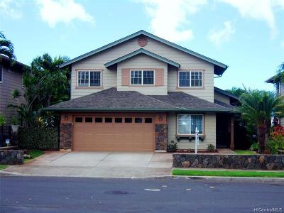 Kapolei Single Family Home For Sale: 92-6044 Kohi Street