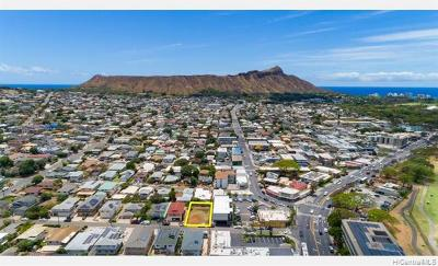 Honolulu County Residential Lots & Land For Sale: 3221 Hoolulu Street