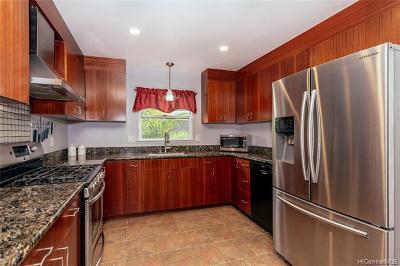 Kapolei Single Family Home For Sale: 91-1011 Hiluhilu Street