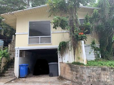 Kaneohe HI Single Family Home For Sale: $510,000