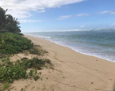 Waialua Residential Lots & Land For Sale: 68-247 Au Street