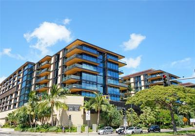 Condo/Townhouse For Sale: 1388 Ala Moana Boulevard #1305