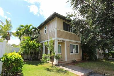 Ewa Beach Single Family Home For Sale: 91-6583 Kapolei Parkway