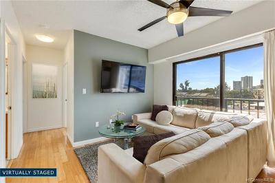 Honolulu Condo/Townhouse For Sale: 738 Palani Avenue #401