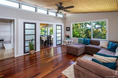 Kaneohe HI Single Family Home For Sale: $949,000