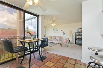 Kailua Condo/Townhouse For Sale: 322 Aoloa Street #406