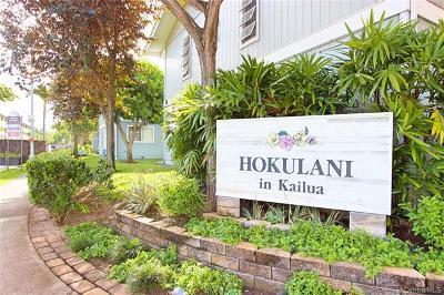 Kailua Condo/Townhouse In Escrow Showing: 355 Aoloa Street #K102