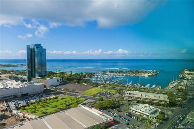 Honolulu County Condo/Townhouse For Sale: 988 Halekauwila Street #3009