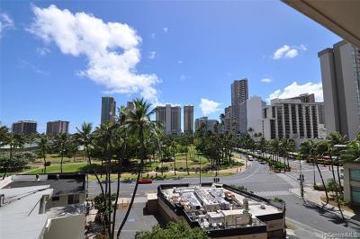 Hawaii County, Honolulu County Condo/Townhouse For Sale: 430 Keoniana Street #104
