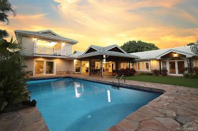 Single Family Home For Sale: 1010 Koloa Street