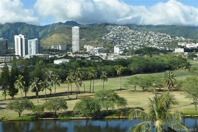 Honolulu Condo/Townhouse For Sale: 445 Seaside Avenue #901