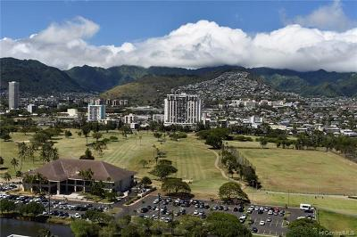 Honolulu Condo/Townhouse For Sale: 300 Wai Nani Way #I2301