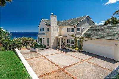 Single Family Home For Sale: 124 Kaulana Way