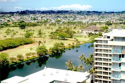 Honolulu Condo/Townhouse For Sale: 2345 Ala Wai Boulevard #2101