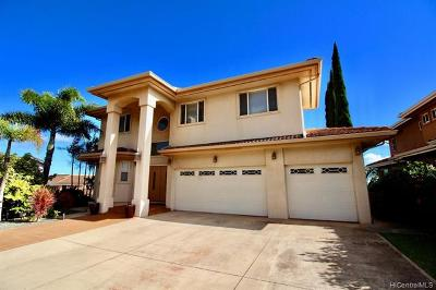 Kapolei Single Family Home For Sale: 92-281 Hoalii Place