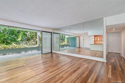 Honolulu Condo/Townhouse For Sale: 4999 Kahala Avenue #131